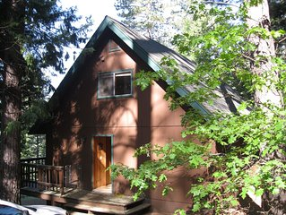 BEST LOCATION, Blue Lake Springs, Great reviews, Warm and Cozy,  WiFi