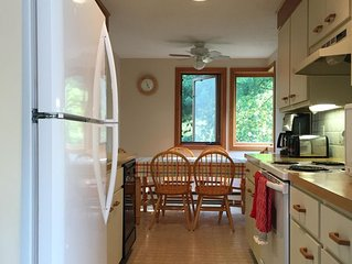 Samoset at Lake Winnipesaukee - 3 BR Top floor end unit with beautiful Lake view