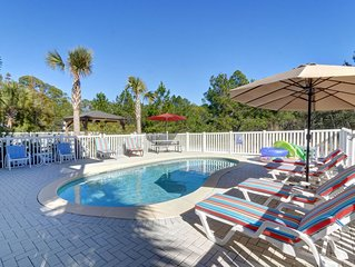 Low Fall Rates~ Beautiful Remodel~ Private Pool~ Close to Beach