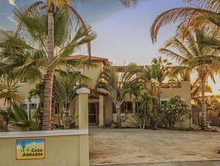 Casa Abrazos: A Baja Oasis with Pool, Beach, Sunsets and More!