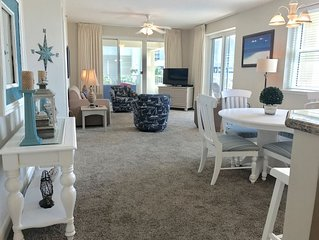 Ariel Dunes I  3BR/3BA Corner Unit | Seascape Golf, Beach & Tennis