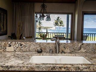 Luxury Beachfront Poipu Sands- Adjacent to Grand Hyatt/ Poipu