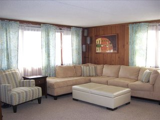 Harvey Cedars - 2nd from Bay, one block to Ocean - Newly Furnished - Central A/C