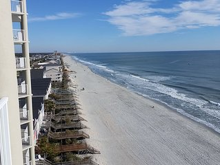 Beautiful Oceanfront Condo in One Ocean Place Garden City, SC Recently Renovated