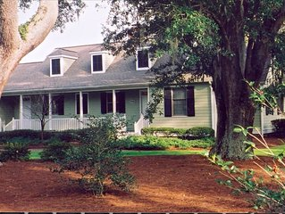 Cottage at Wachesaw Plantation, Murrells Inlet, South Carolina