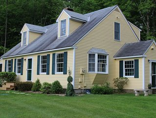Golf, Dorset VT Private location with easy access to golf, shopping, horse show