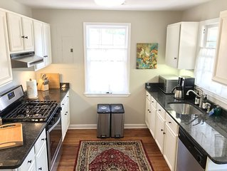 Fully Outfitted Kitchen