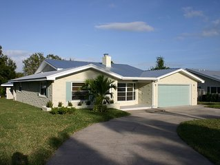 Beautiful remodeled home in Sebastian Florida.