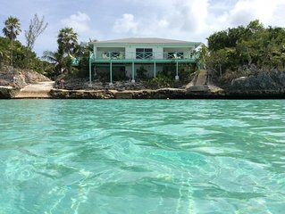 Bahamas Eleuthera, Ten Bay Beach;Cove Property; Privacy; includes 3 kayaks