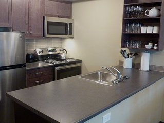 Newly built, nicely appointed, 1-Bedroom in the Fabulous Upper Village!