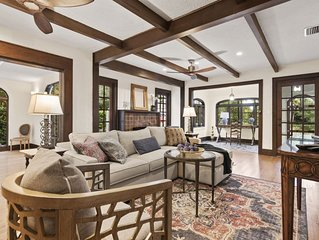 Charming, Historic Spanish Mission Cottage in heart of Winter Park