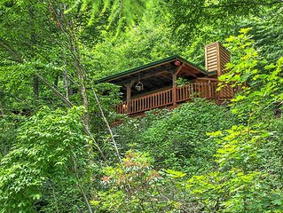 Peaceful and Relaxing Luxury Logs Cabin