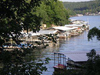 Great Get Away with Amazing Views of Lake!  Family Friendly ...Be Our Guest!