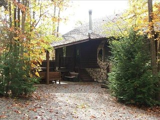 1163 Milroy Grose Rd. Luxury Cabins-Vacation Home-New River Gorge Bridge Area