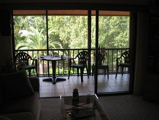Luxury Condo in Tropical Resort - Short Walk to Beach & Shops