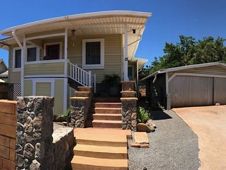 Luna House in the Heart of Paia, Maui
