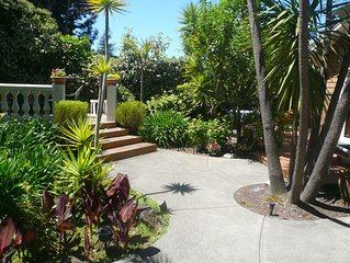 Charming, peaceful 1 Bedroom Mill Valley Cottage