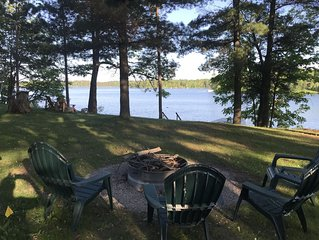 Voted Most Beautiful Lake!  Woman Lake Chain-4 Seas Home!