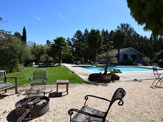 Gustafsson Estate - Lovely Estate Home - 4 Bedroom, 4.5 Bath, Tennis Court And P