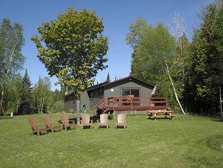 Happy Family Leelanau Lakefront Cottage
