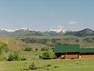 Yellowstone River Vacation Home