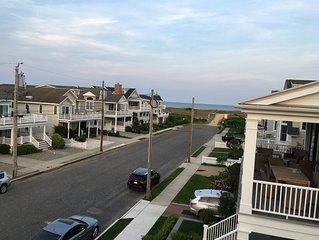 Spacious Beach Block Family Home