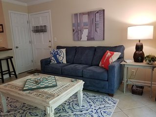 Lovely One Bedroom with discounted rates at Ocean Walk on St Simons Island, GA