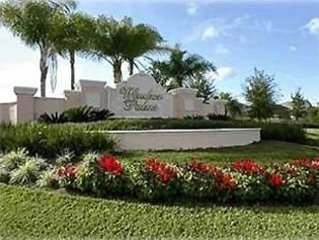 Windsor Palms Condo in Gated Resort, 8 Miles to Walt Disney World