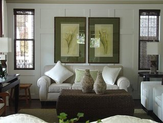 Refresh!! Yountville Vacation Home in the Heart of the Napa Valley
