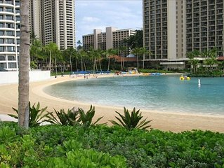 Honolulu Hawaii Waikiki Beach Condo
