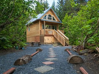 Privately situated amongst the peaceful trees, just a short walk to Lost Creek!