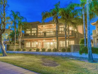 Vista del Lago - Luxury Golf Course Villa with New Heated Pool and Sunset Views