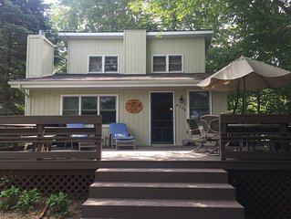 4bdrm Lake Michigan Home w/Beach Access