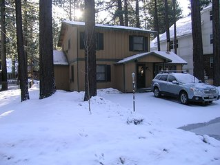 South Lake Tahoe Cabin - Rae's Family Retreat - Best Location 1700 sq feet.