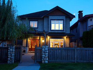 Vancouver Heights Beautiful Boutique Home Sleeps 7 Excellent Location