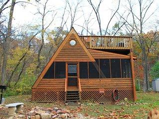 Perfect Summer Retreat!-- Riverfront in Shenandoah Valley (Luray)