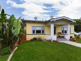 Beautifully Restored Craftsman Bungalow. The Adventure Is Out There!