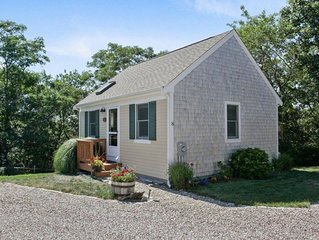 Cottage with bonus living area in N. Truro, on the beautiful Outer Cape