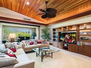 Mauna Lani Luxury Dream Destination, Newly Furnished, Golf, Private Beach Club