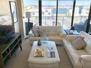 Oceanfront Luxury  Longport Condominium
