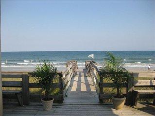 Luxury 4 Bedroom Oceanfront Home  w/ Teenage Great Room.  Summer Dates Now Open!