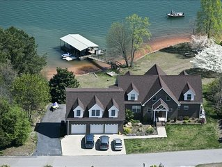 Magnificent Lakefront Home on Lake Keowee
