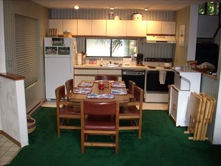 Beautiful 2 Bedroom, 2 Bath Condo, Sleeps 6, Reasonably Priced