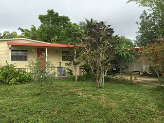 Florida Cottage on Deep Water Canal / Bring Your Boat! / Pet Friendly
