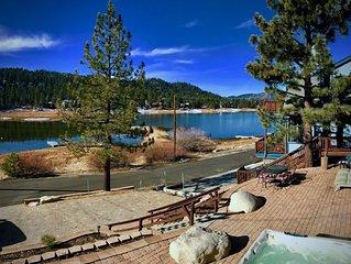 Popular Boulder Bay Lakefront House, Outdoor Hot Tub, Kayaks&Canoe, Private Dock