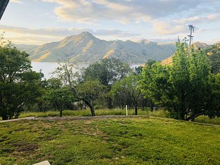 Private 126 Acre Ranch Nestled At The Top Of The Hill Overlooking Lake Kaweah
