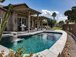 Stunning Pool/ Golf Course Home across from Empire Concert & Polo Grounds