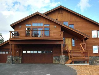 Two Chalets Side-by-Side; Spectacular Views; Private Hot Tubs