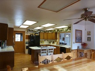 SPACIOUS!! GORGEOUS COUNTRY HOME TUCKED IN FOOTHILLS ON 9 ACRES! GREAT LOCATION!
