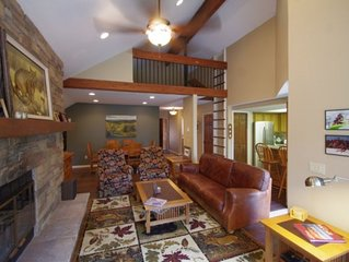Beautiful Condo on the Payette River in McCall, Idaho